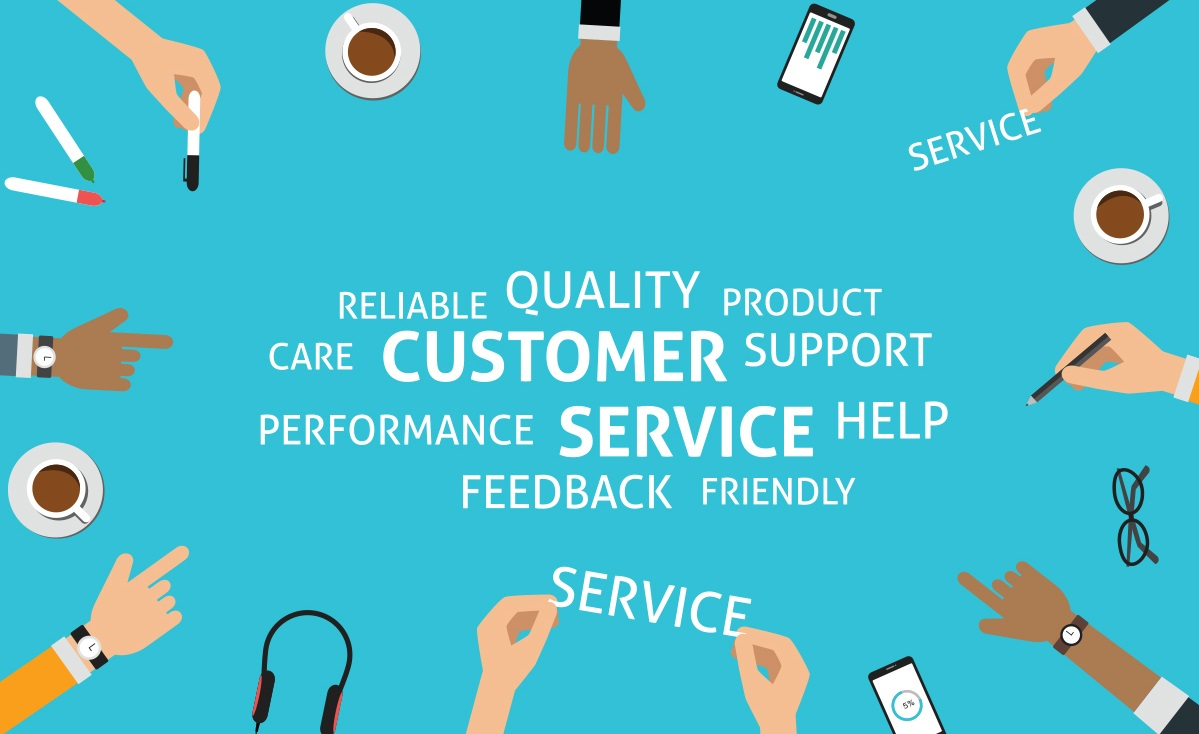 Celebrating Customer Service Week 2018