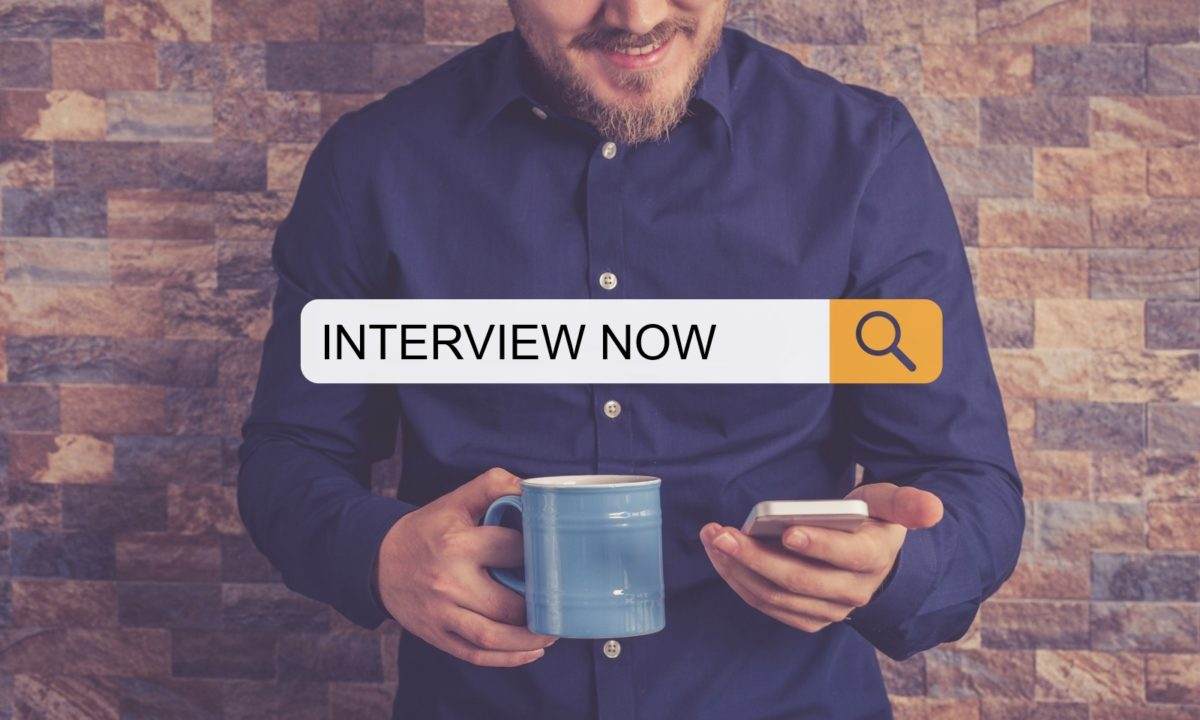 Virtual Interview Improve the Efficiency of the Interview Process.