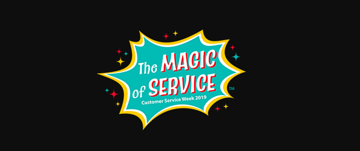 Customer Service Week 2019