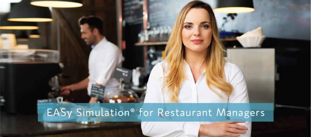 EASy Simulation for Restaurant Managers
